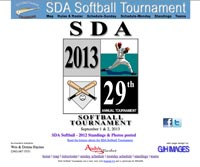 SDA Softball Tournament